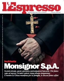 espresso monsignore spa