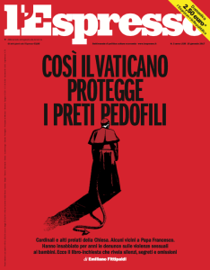espresso sacerdotes pedofilos