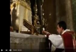 Masse von St. Pius V