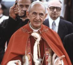 Paolo VI anziano