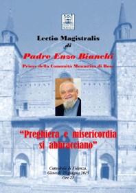 enzo bianchi Lectio Magistralis _g