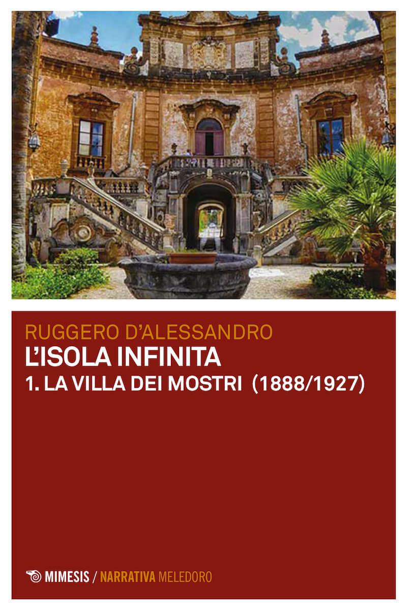 L'isola Infinita Vol.1 - copertina
