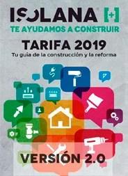 Tarifa Isolana 2018