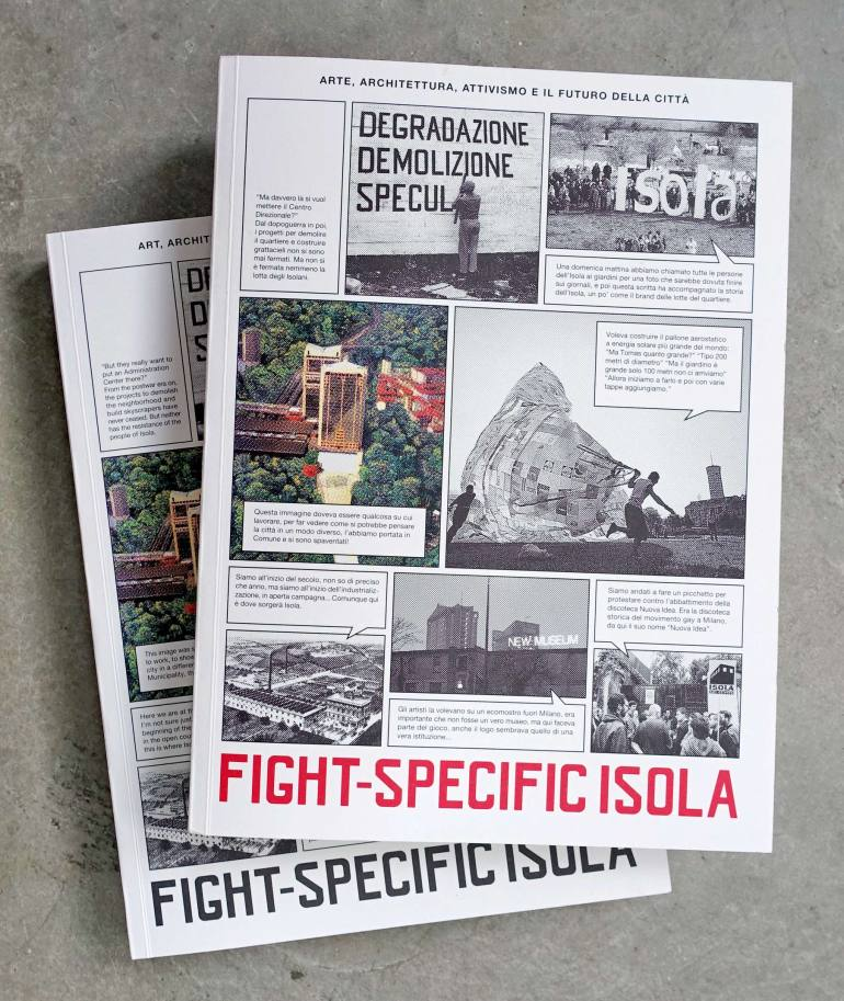 Fight-Specific Isola