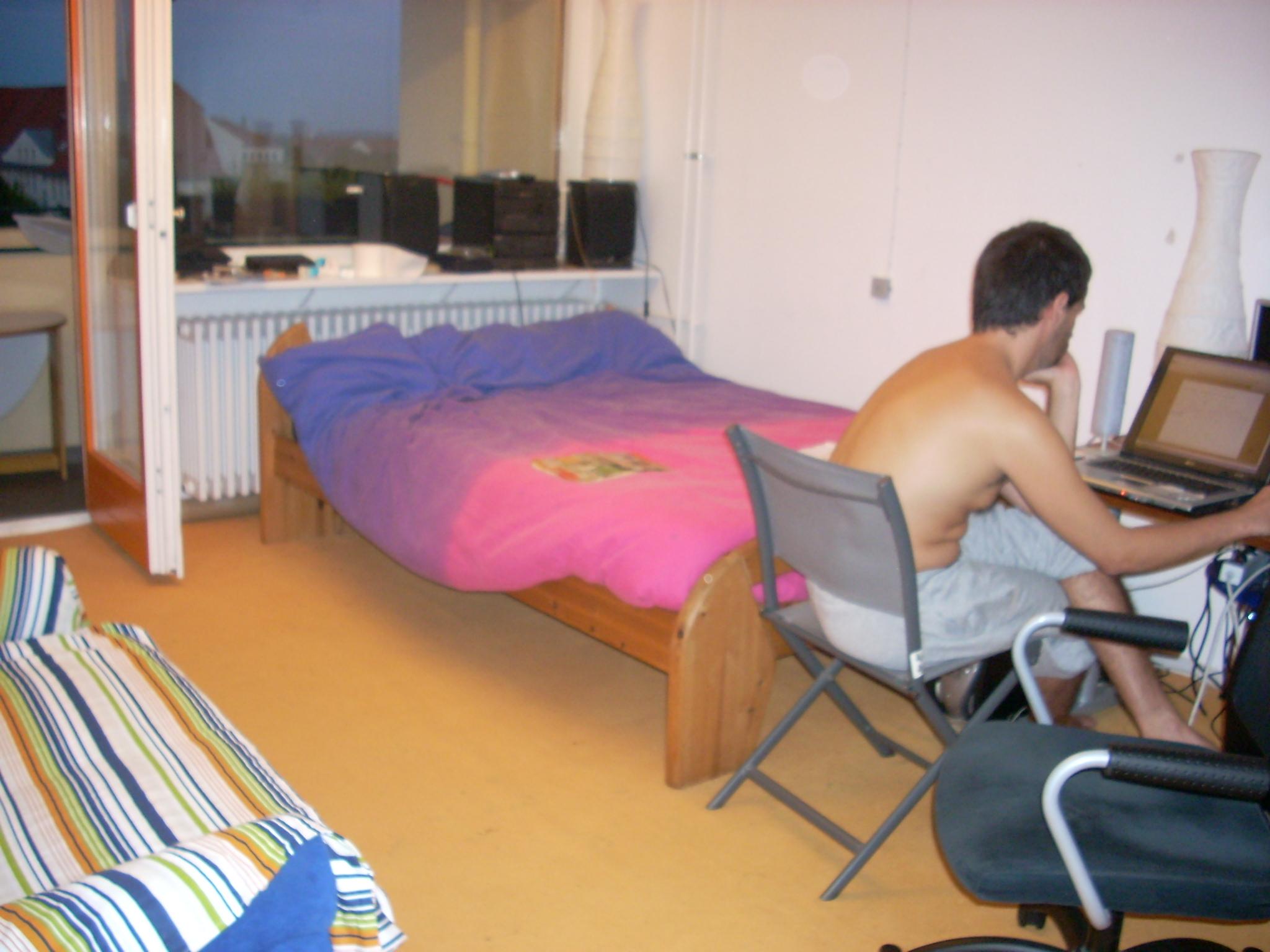 Habitació/despatx/sala d'estar
