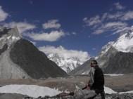 Davanti al K2 - Pakistan