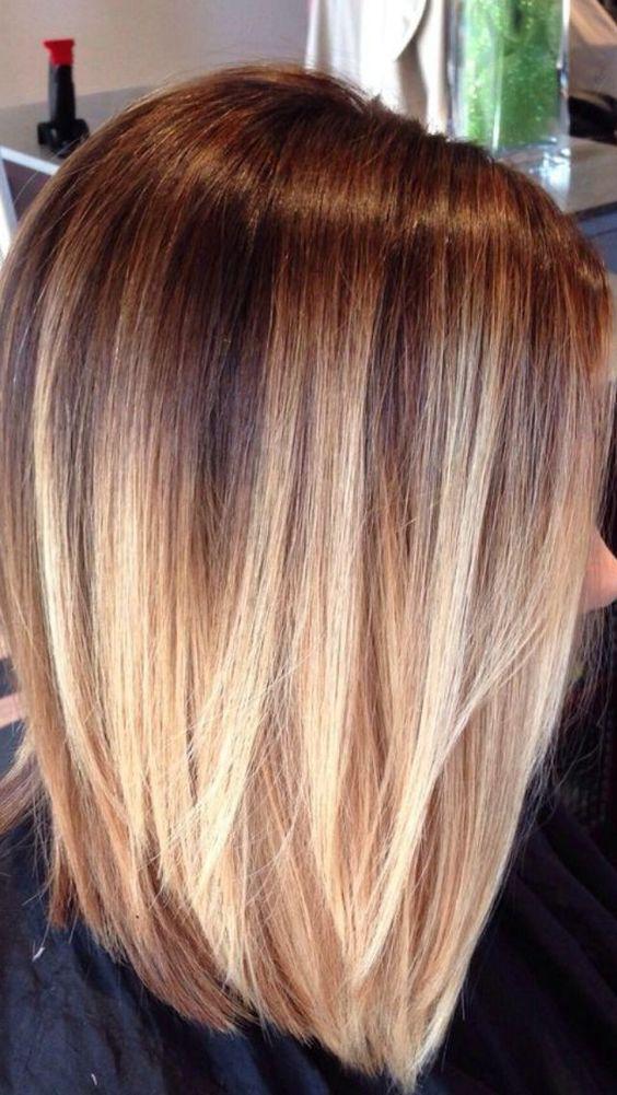 1492866121-9984-04 | Градуированные каре для коротких и средних волос: 30 вариантов