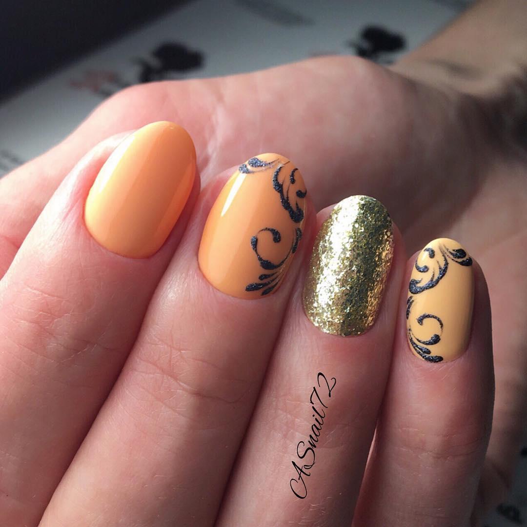 17881498_759050787604220_3549333945185206272_n | Новинки 2018: модный маникюр на короткие ногти