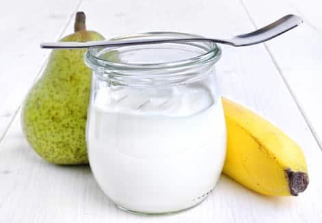 maski-s-jogurtom | Омолаживающие маски для лица после 35, 40, 45 и 50 лет в домашних условиях
