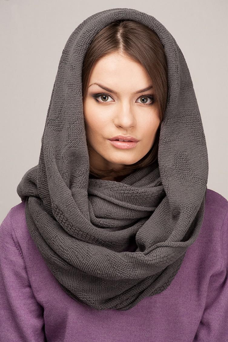 9-4   Так нужно правильно носить шарф. Советы которые помогут выглядеть стильно!