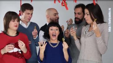 Итальянцы пробуют русские новогодние блюда. Их реакция неподражаема!