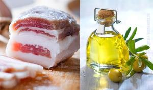 Почему сало полезнее оливкового масла?