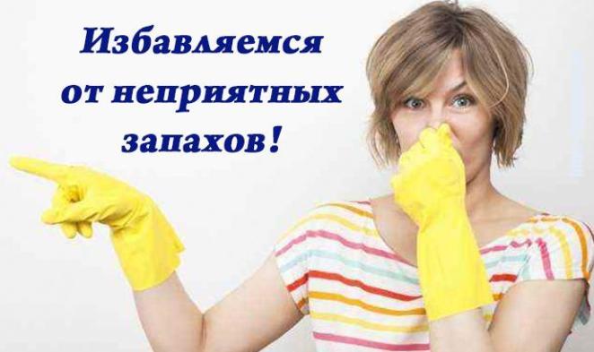 zapahi | Как избавиться от неприятных запахов в квартире