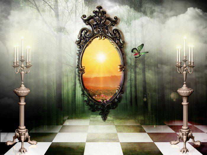 zerkalo | А вы знаете какие приметы, связаны с зеркалами?