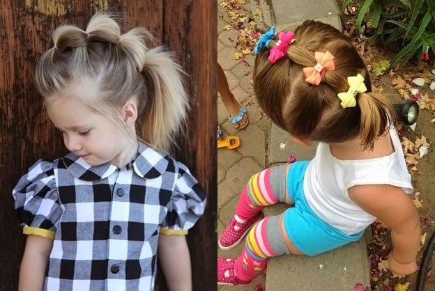 image1-85   Для маленьких принцесс: 35 шикарных причесок на короткие волосы!