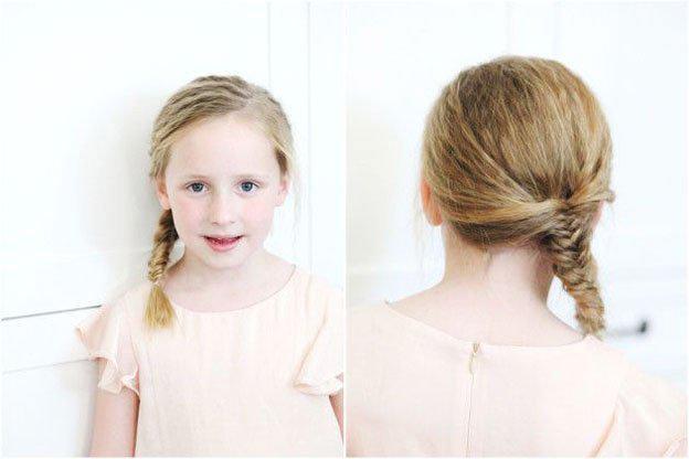 image12-13   Для маленьких принцесс: 35 шикарных причесок на короткие волосы!