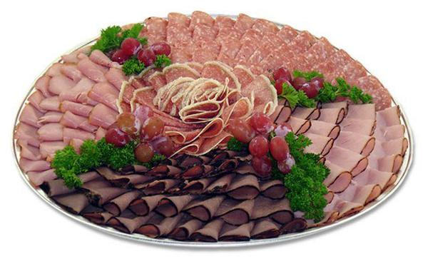 image19-14 | Простые, но красивые варианты оформления мясной нарезки