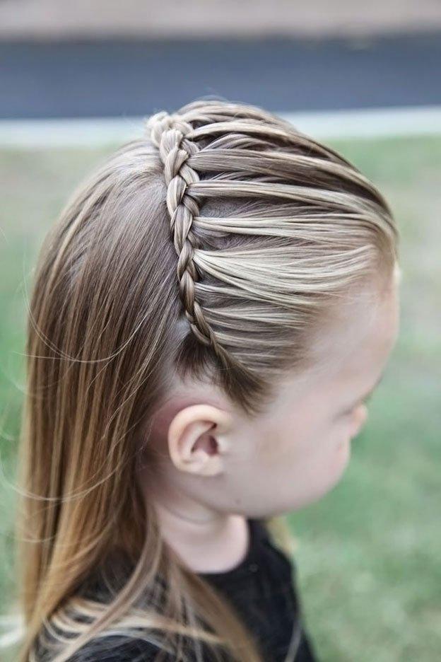 image19-4   Для маленьких принцесс: 35 шикарных причесок на короткие волосы!