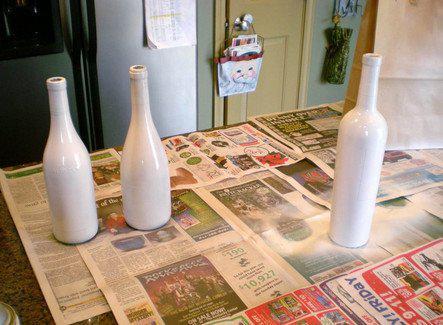 image2-133 | Декор для праздничного стола из простой бутылки