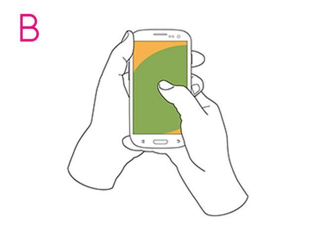 image3-58 | То, как вы держите телефон раскрывает ваш характер. А как держите телефон вы?
