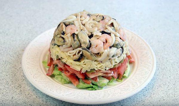 image4-36 | Морское меню: новогодние салаты из морепродуктов — забирай себе на стену!