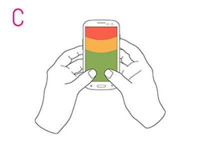 image4-57 | То, как вы держите телефон раскрывает ваш характер. А как держите телефон вы?