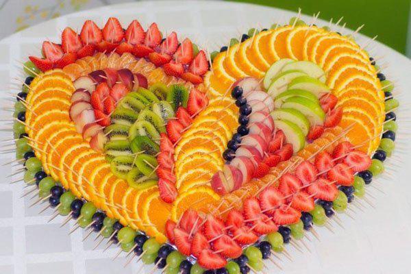 image9-57 | Простые, но красивые варианты фруктовой нарезки