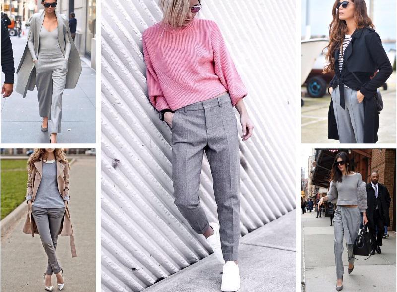 image9-9 | Новый тренд этой зимы — серый цвет! Даже в сером можно выглядеть ярко и стильно...