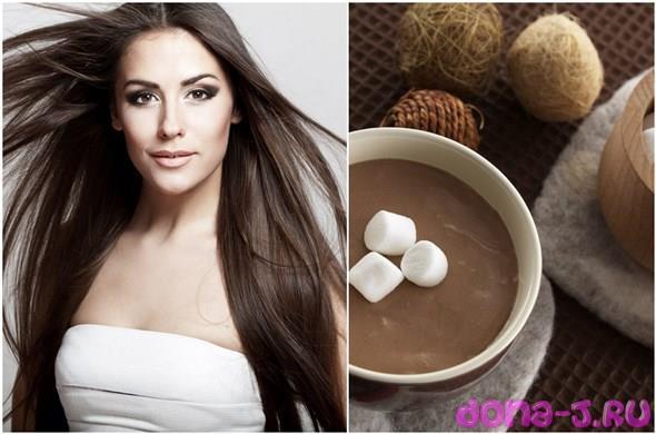 97e701f7-02db-4071-bb3e-e43187f44296 | Лучшие рецепты масок для волос из какао порошка