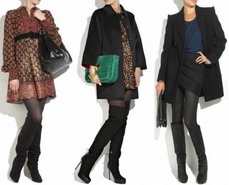 image14-77   Модные сапоги и как создать стильные образы с ними