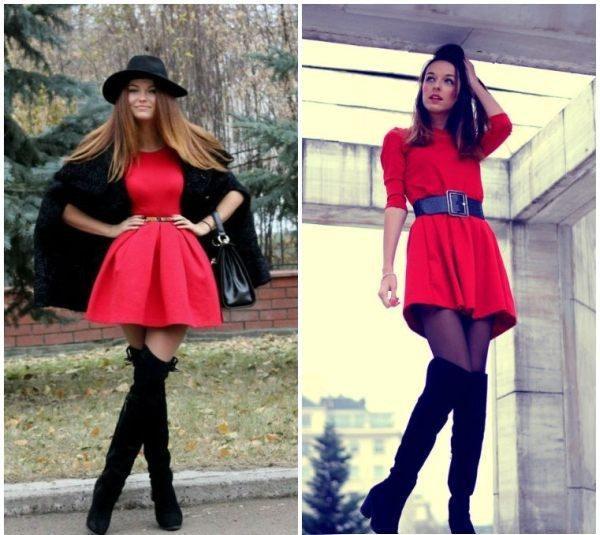 image15-76   Модные сапоги и как создать стильные образы с ними