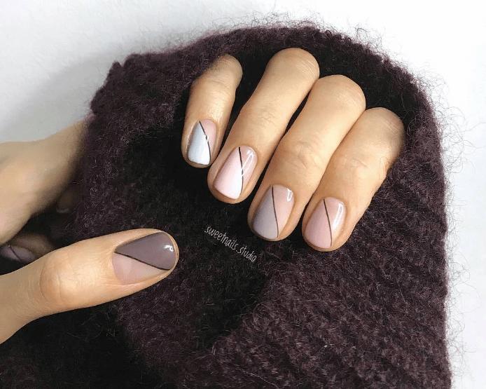 image15 | Модно и дорого: 25 идей роскошного ногтевого дизайна
