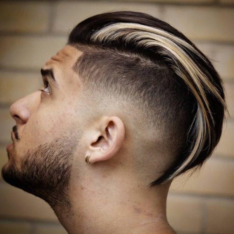 image17-40 | Модные мужские стрижки на длинные волосы 2018