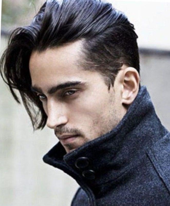 image24-24 | Модные мужские стрижки на длинные волосы 2018