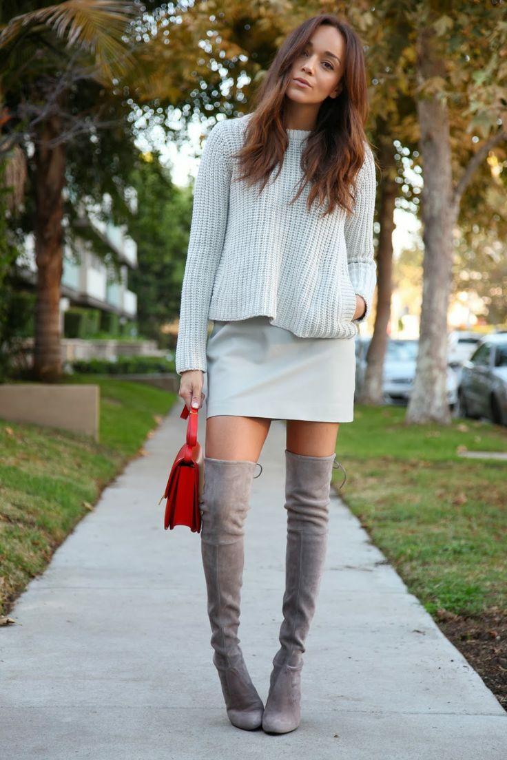 image25-30   Модные сапоги и как создать стильные образы с ними