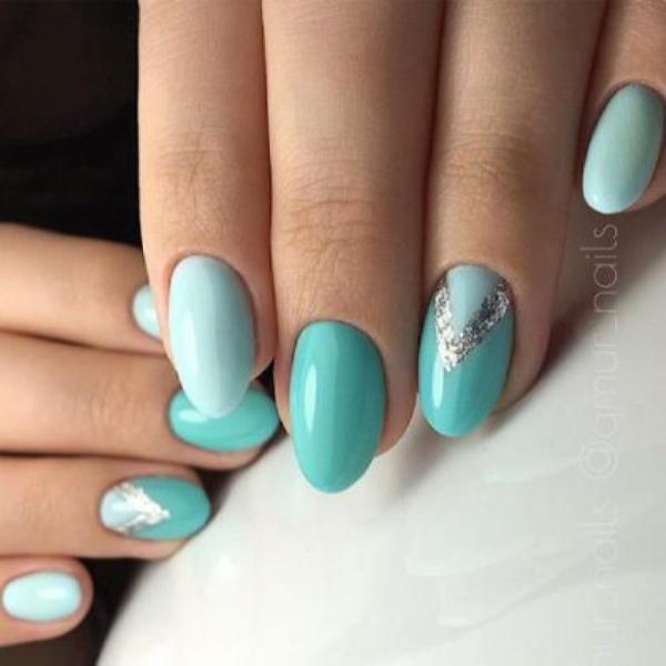 image25-9 | Красивые ногти с украшениями на весну-лето 2018