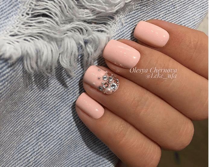 image25 | Модно и дорого: 25 идей роскошного ногтевого дизайна