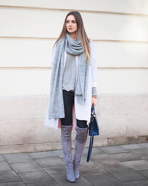 image26-26   Модные сапоги и как создать стильные образы с ними