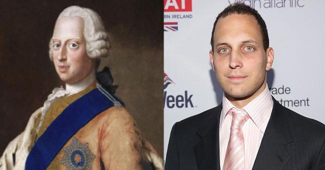 image3-10   На кого похожи потомки английских королей — невероятное сходство!