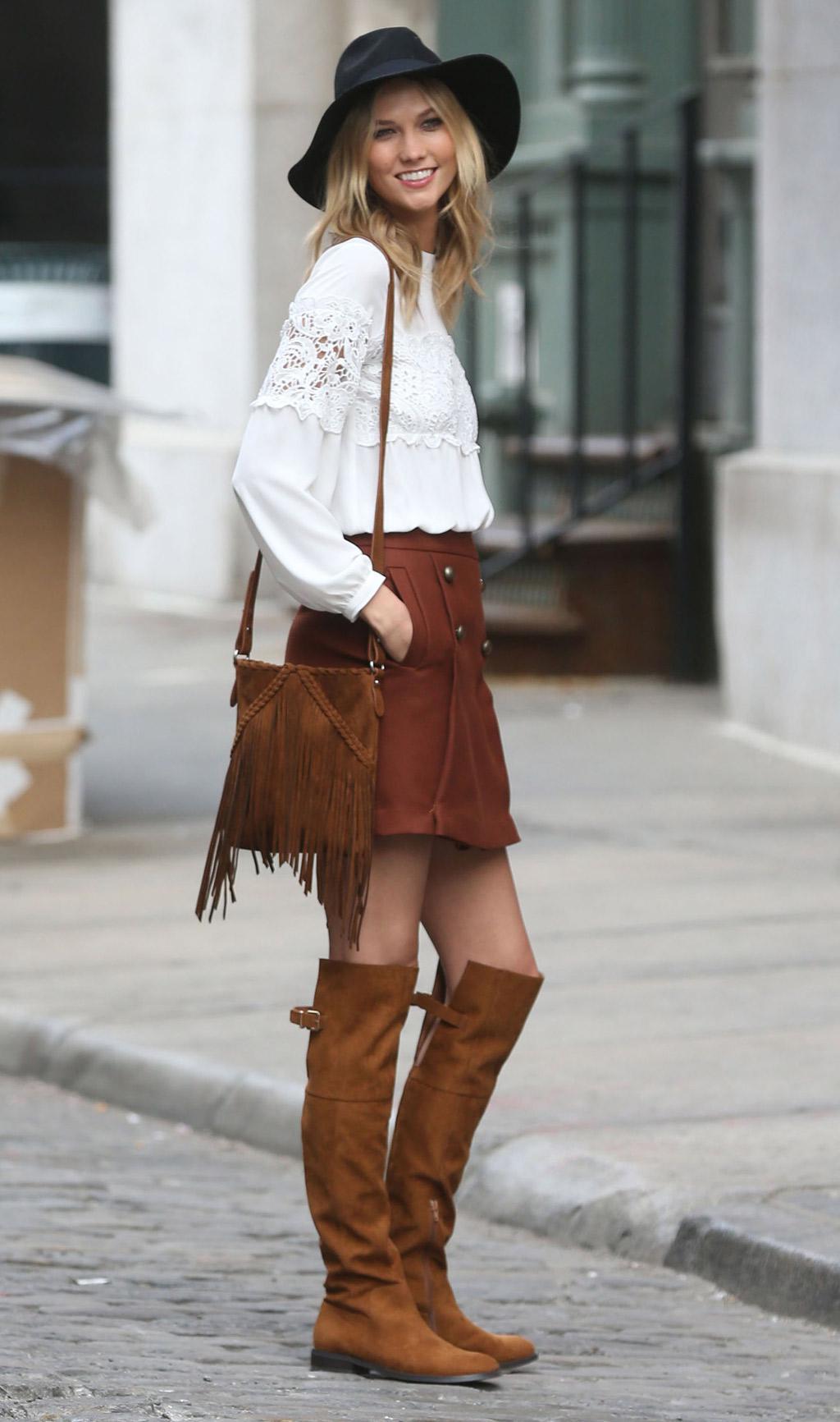 image34-7   Модные сапоги и как создать стильные образы с ними
