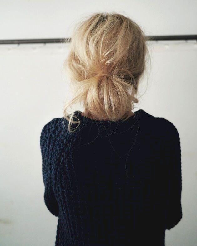 image37 | Стиль casual: 19 причесок, которые должна попробовать каждая девушка