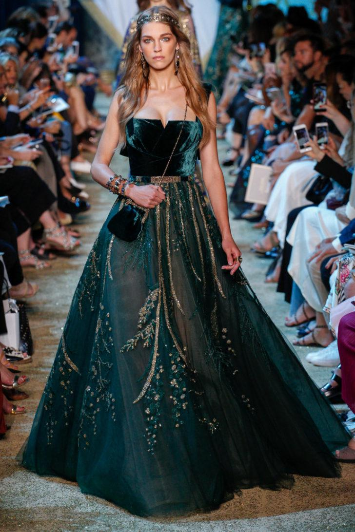 image4-94   Новая коллекция Эли Сааб — невероятная женственность!