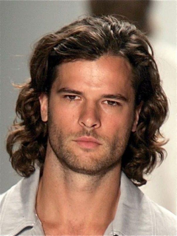 image43-3 | Модные мужские стрижки на длинные волосы 2018