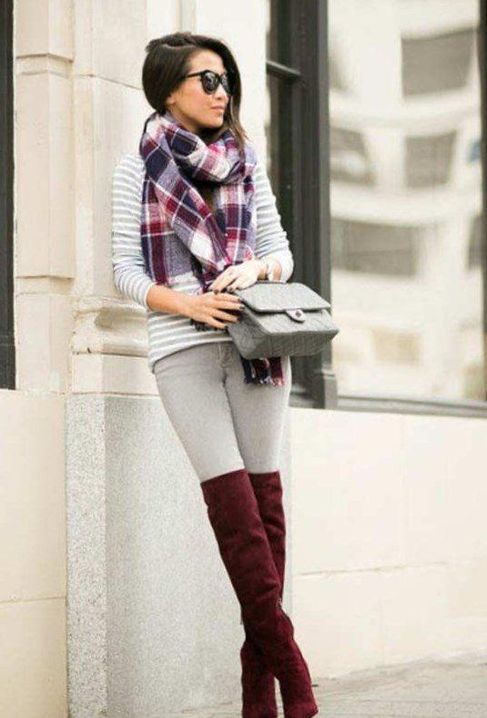 image51-4   Модные сапоги и как создать стильные образы с ними