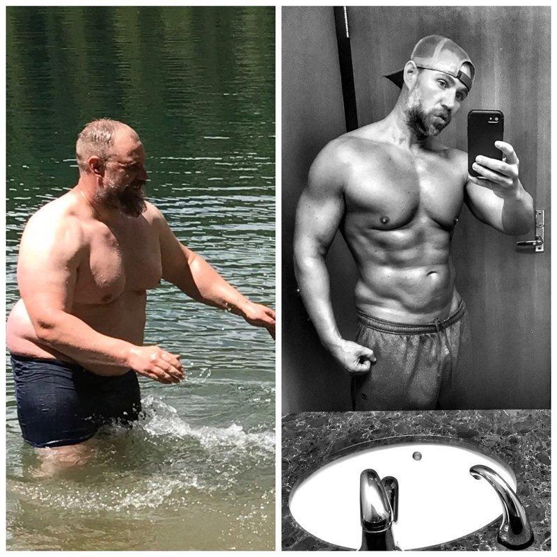 image6-99   Попытайтесь повторить! Многодетный отец похудел на 37 килограммов за полгода