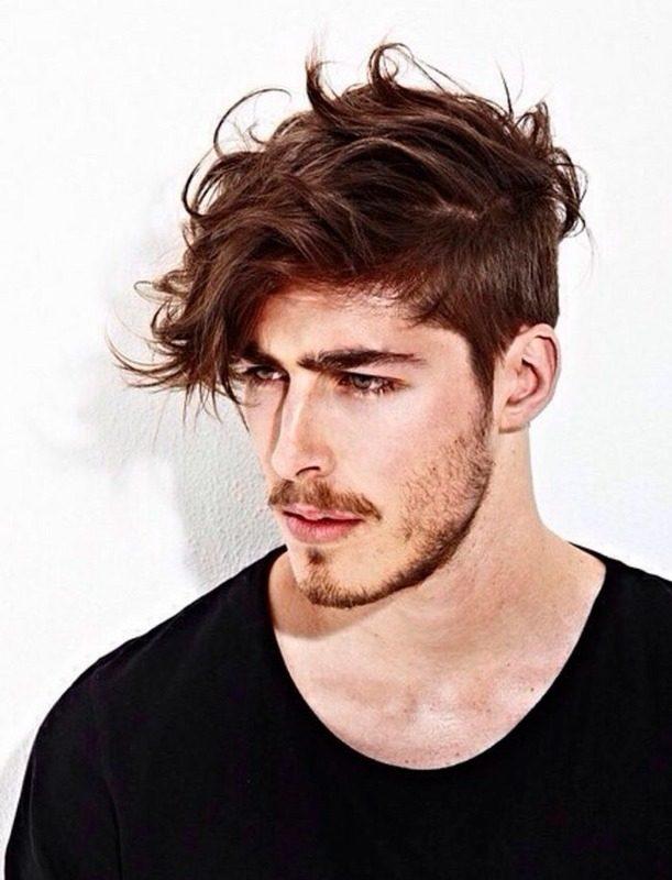 image68-1 | Модные мужские стрижки на длинные волосы 2018