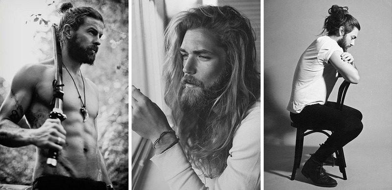 image80-1 | Модные мужские стрижки на длинные волосы 2018