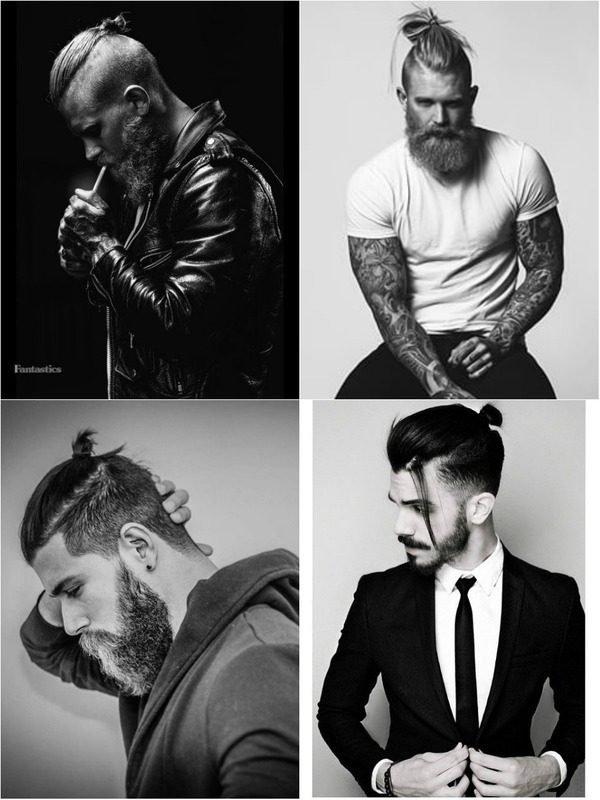 image83 | Модные мужские стрижки на длинные волосы 2018