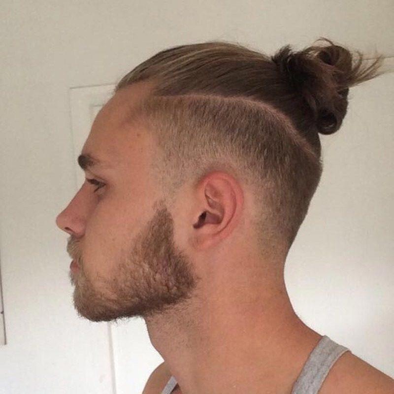 image88 | Модные мужские стрижки на длинные волосы 2018