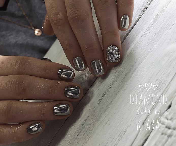 image9-2 | Модно и дорого: 25 идей роскошного ногтевого дизайна